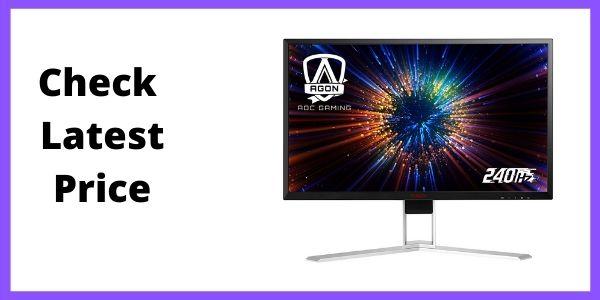 AOC AGON Gaming Monitor 27 (AG271FZ2), FHD 1920x1080