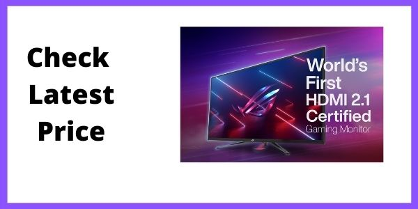 ASUS Republic of Gamers (ROG) HDMI 2.1 Monitor