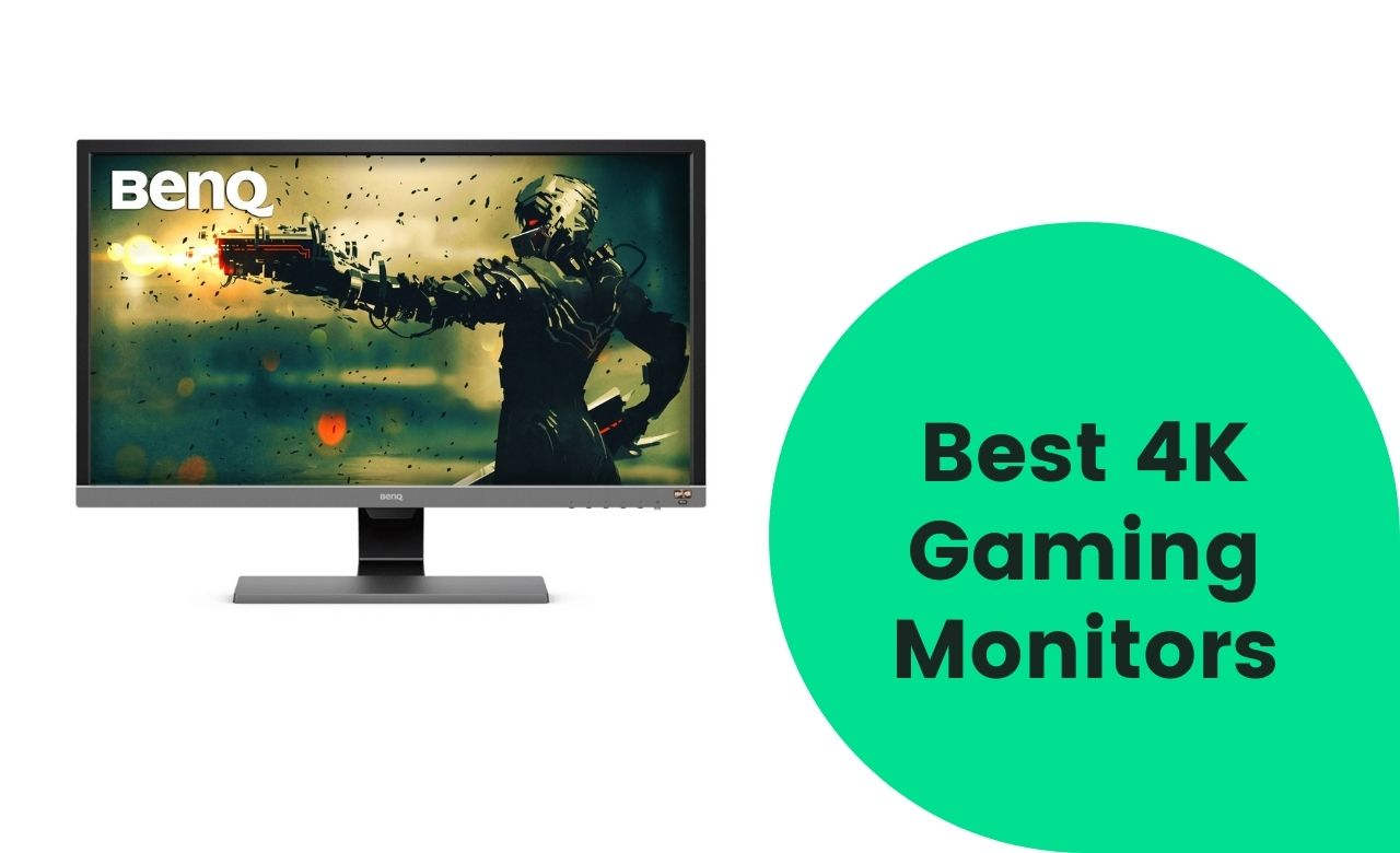 Best 4K Gaming Monitors