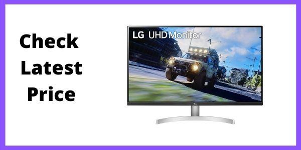 LG 32UN500-W 32 Inch UHD Display with AMD FreeSync