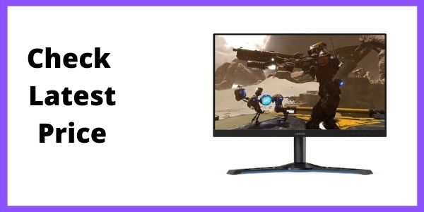 Lenovo Legion Y25-25 24.5-inch FHD LCD Gaming Monitor 66AAGAC6US