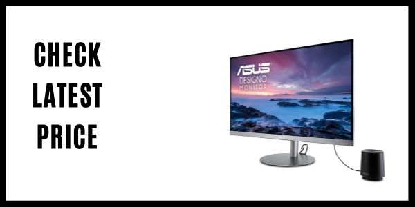 ASUS  (MZ27AQL) Designo 27-inch 2K (WQHD) IPS Monitor