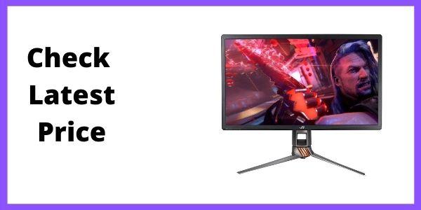 ASUS ROG Swift 27 4K Gaming Monitor (PG27UQ)