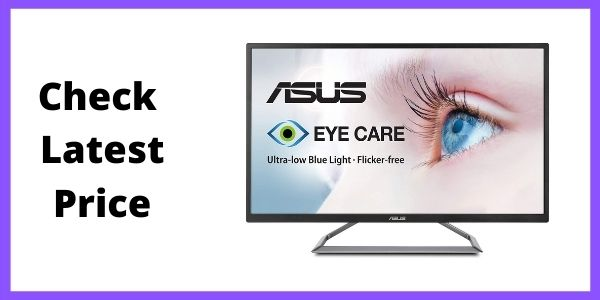 ASUS 32 4K HDR Monitor (VA32UQ)