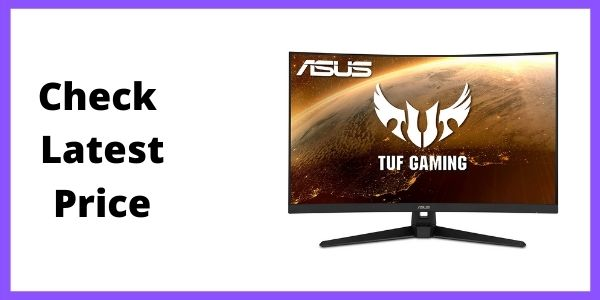 ASUS TUF (VG328H1B) Gaming 32 1080P Curved Monitor