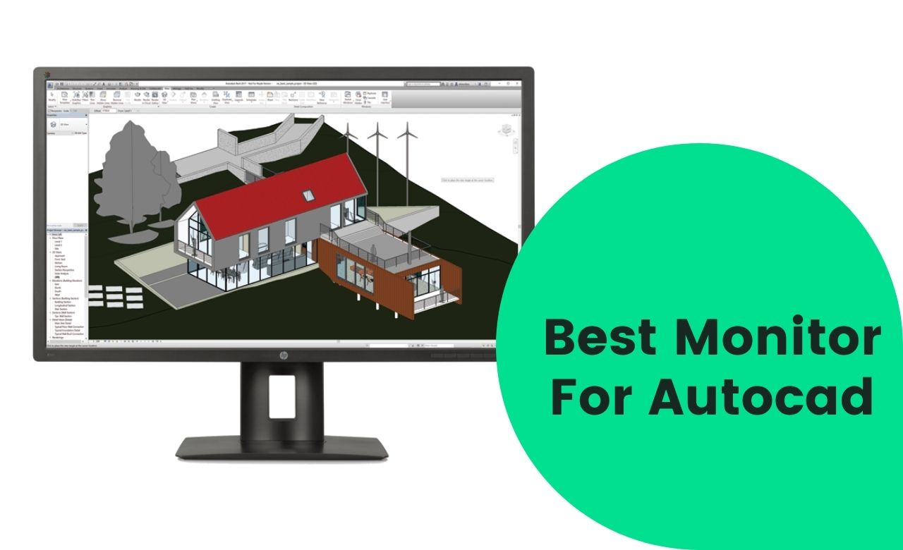 Best Monitor For Autocad